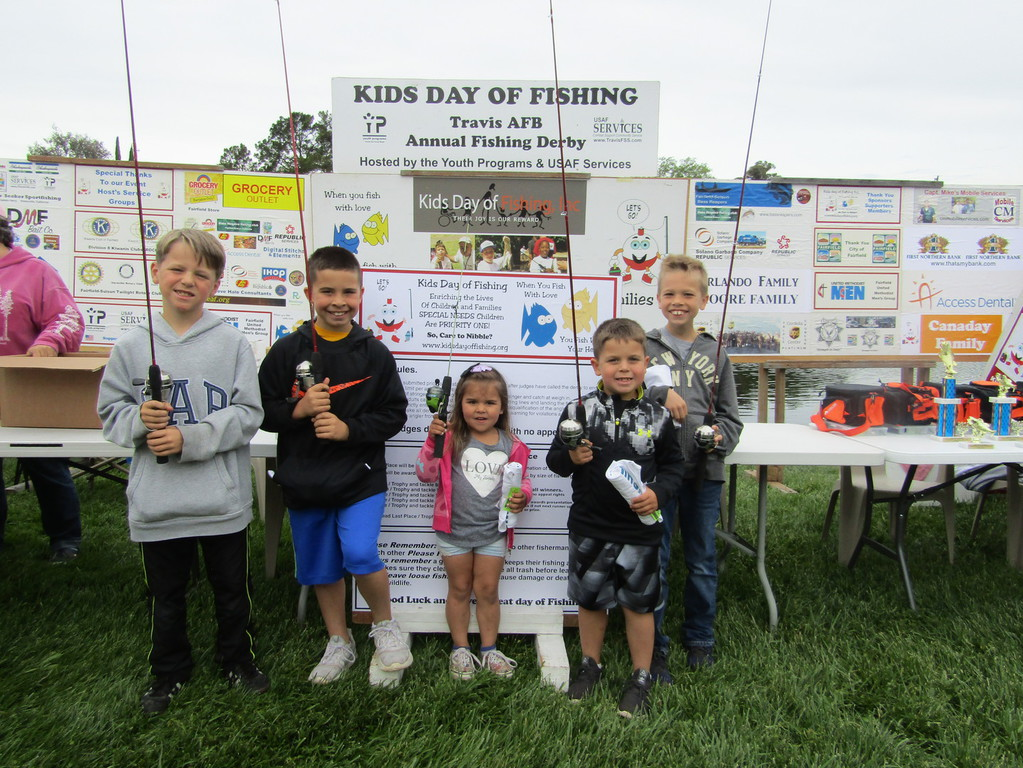 Kids Day Of Fishing - Upcoming Events